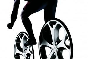 CYCLIST Ford
